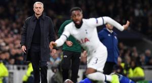 Mourinho a une nouvelle fois parlé du temps de jeu de Rose. AFP