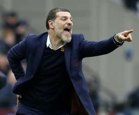 Bilic was left disappointed after failing to sign William Carvalho and Andre Gomes. AFP