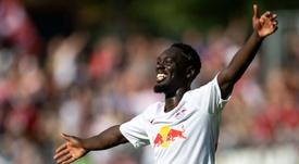 Augustin va quitter Monaco pour Leeds. AFP