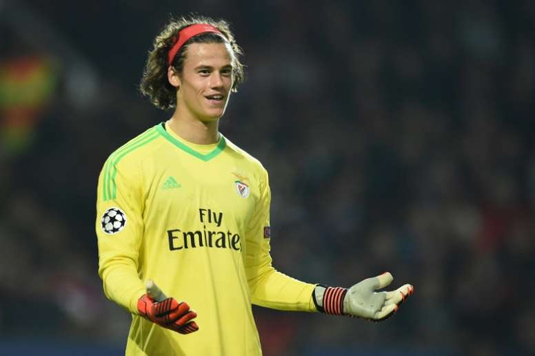 Svilar is out of the Champions League qualifier due to the coronavirus. AFP