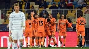 Juventus won 2-0. AFP