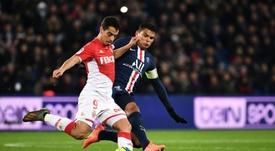 Le classement des meilleurs buteurs de la Ligue 1 2019-2020. AFP