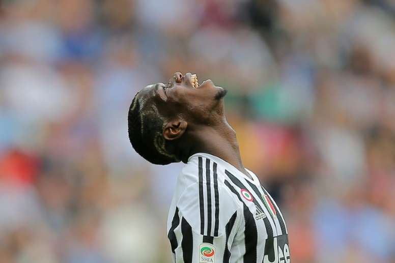 Paul Pogba may re join Juventus this summer. AFP