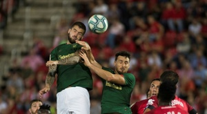 Aduriz misses last-gasp penalty as Bilbao held by Mallorca. AFP