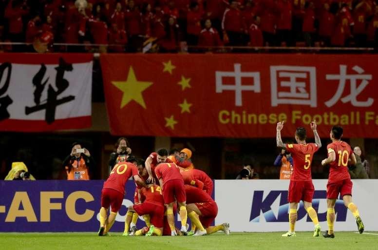 China ha pasado por encima de las Filipinas. AFP/Archivo