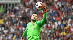 Subasic sur le point de quitter l'Europe. AFP