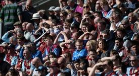 El Burnley ha anunciado la renovación de tres de sus jugadores. Archivo/EFE/EPA