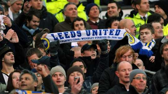 Leeds owner Andrea Radrizzani has called for league restructuring. AFP