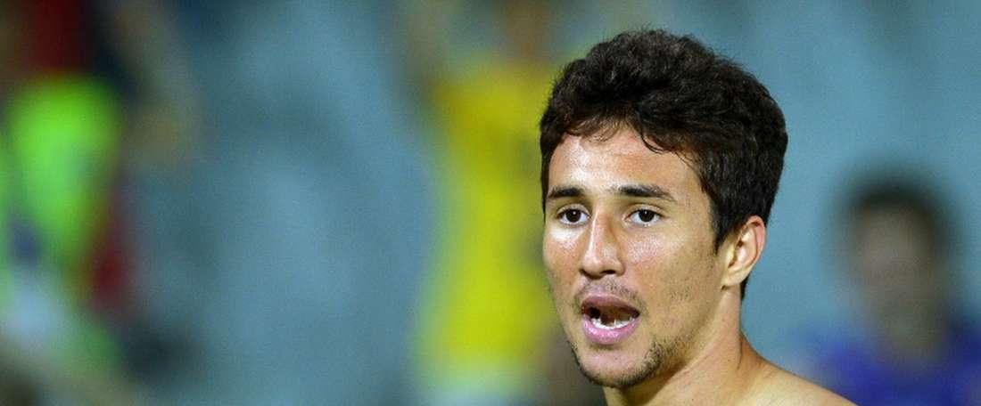 Ryder Matos seguirá vistiendo la camiseta del Hellas Verona. AFP