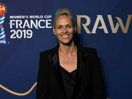 Scotland women's coach Kerr steps down. AFP
