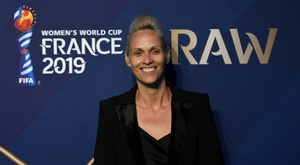Scotland women's coach Kerr steps down. AFP