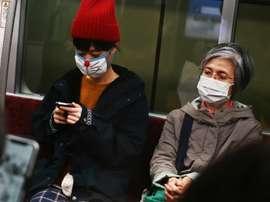 Japan's J-League postpones cup games over virus. AFP