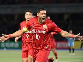 Sing when you're winning! Chinese footballers get virus-bubble karaoke. AFP
