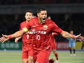 Sing when you're winning! Chinese footballers get virus-bubble karaoke. AFP