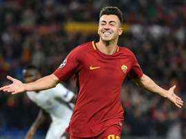 El Shaarawy will come up against former team-mate Mo Salah. AFP