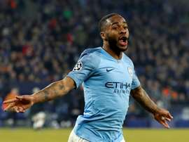 Sterling remains in Real Madrid's sights. AFP
