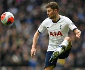 Davies admits Spurs need fast start. AFP