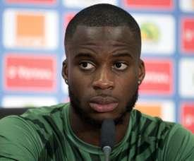Mali international midfielder Yacouba Sylla has joined Panathinaikos on loan. AFP