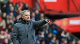 Gary Neville believes Mourinho has grown tired of some of his players. AFP