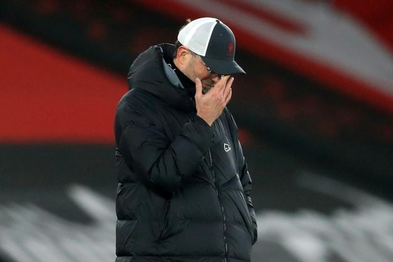 Ang. : Liverpool chute à Southampton !