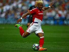 Adama es el jugador más veloz del FIFA 19. AFP