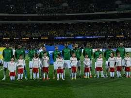 Arabia Saudí se complica el pase directo al Mundial. AFP