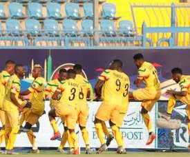 Les compos probables du match de la CAN entre l'Angola et le Mali. AFP