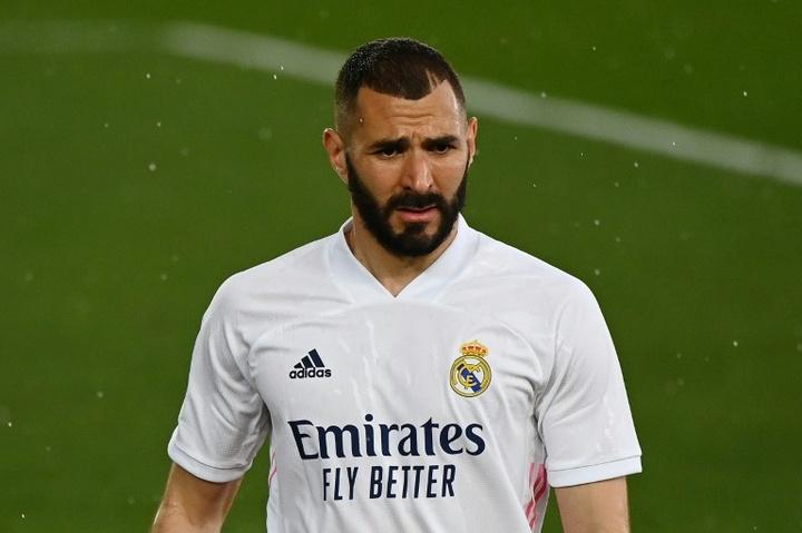 'Sans Messi, Benzema pourrait être la star de LaLiga.' AFP