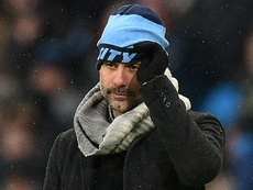 Guardiola refuses to ignore Cup competitions to favour title chances. AFP