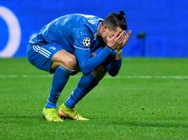 Juventus fail to convince as pressure for European success grows. AFP