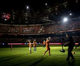 Dutch hero Sneijder announces retirement from football. AFP