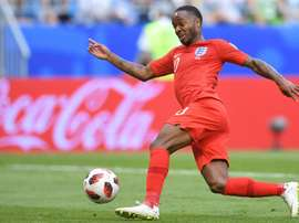 Raheem Sterling has been criticised by some for his finishing ability. AFP