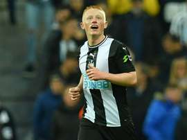 Longstaff could earn lots of money at Udinese. AFP