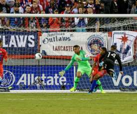 Mexico dominates USA 3-0 in rematch of Gold Cup final. AFP