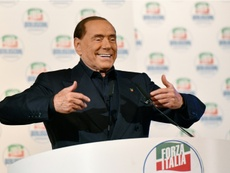 Berlusconi is looking to get Ibrahimovic to join Monza. AFP