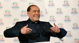 El Monza de Berlusconi sube a la Serie B y sueña con la Serie A. AFP