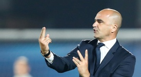 Roberto Martinez questions decision to put Wigan into adminsitration. AFP