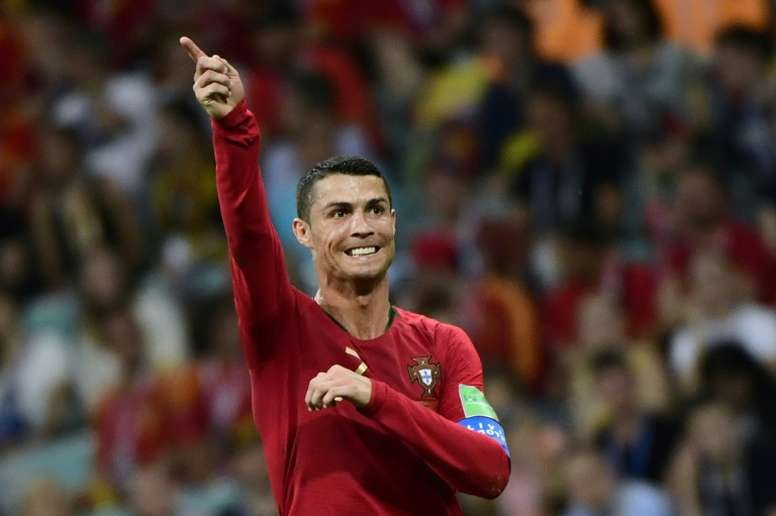 6efa14c9cae Off-field woes forgotten as Ronaldo makes mark on World Cup - BeSoccer