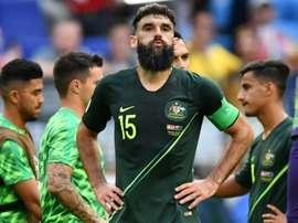 L'Australie espère aller en huitièmes. AFP