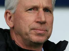 Pardew has joined CKSA Sofia. AFP