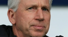 Alan Pardew could manage in the MLS. AFP