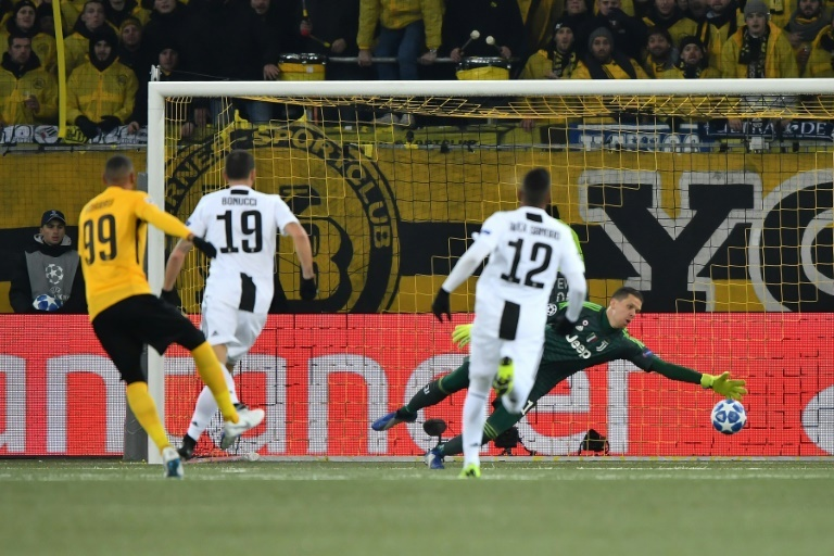 Young Boys vs. Juventus - Football Match Report