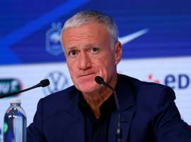 Long memory: Didier Deschamps has not selected Karim Benzema for France since 2015. AFP