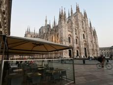 Coronavirus forces fan ban at Italian football games. AFP