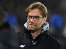 El técnico alemán no quiere que se le adelante ningún otro equipo. AFP