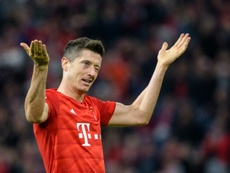 Lewandowski out to add to dream season start for Bayern Munich