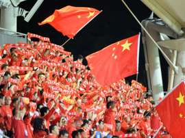 Tianjin Teda's 4-1 derby win over Tianjin Quanjian is under investigation. AFP