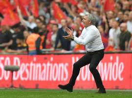 Mourinho, sincero. AFP