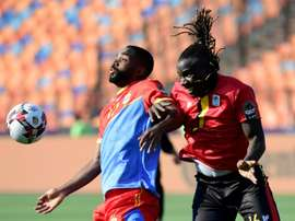 Uganda were good value for their win on Saturday. AFP