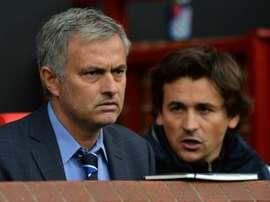 Mourinho lleva semanas planificando las ventas del equipo durante este mercado. AFP